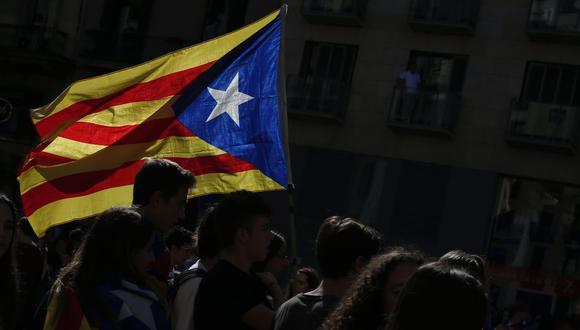 Los registros se realizaron principalmente en Sabadell, ubicado a 25 km al norte de Barcelona. (AFP)