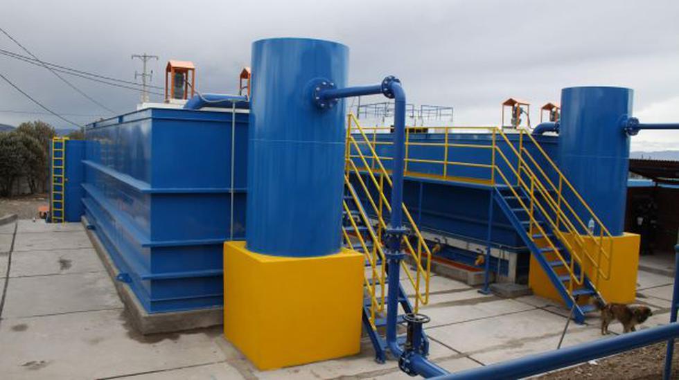 Espinar recibió dos modernas plantas para potabilizar agua - 2