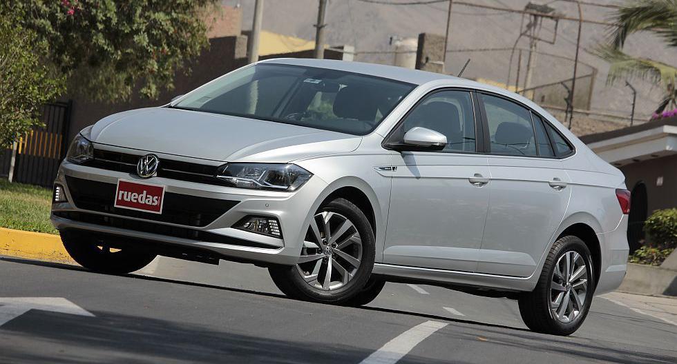 El Volkswagen Virtus es un auto que destaca por su habitabilidad, seguridad y por tener un asistente virtual. (fotos: Ruedas&Tuercas)