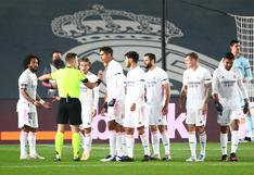 Real Madrid cayó frente al Alavés por LaLiga en el Alfredo Di Stéfano