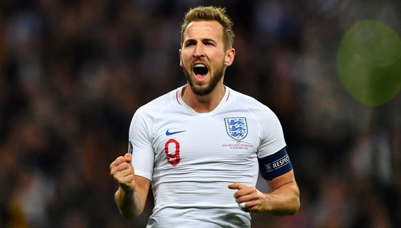 El nuevo 'killer' inglés es el segundo en llegar a los 100 goles en menos cantidad de partidos en la historia de la Premier League por detrás de Alan Shearer. (Foto: Reuters)