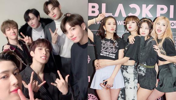 BTS Y BLACKPINK compiten por el MV favorito en votación de Billboard. (Foto: Instagram)