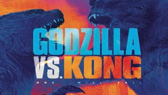 """""""Godzilla vs. Kong"""": Salen a la luz dos nuevos pósters del combate más esperado por los fans. (Foto: Warner Bros. Pictures)."""