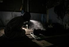 Dolor y rituales ancestrales: retratos de la pandemia en la Amazonía peruana   Reportaje fotográfico