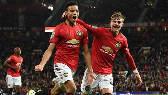 Manchester United chocará con Arsenal por la Premier League. Conoce los horarios y canales de todos los partidos de hoy, lunes 30 de septiembre. (AFP)
