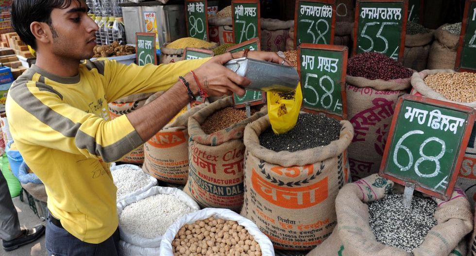 Las legumbres son alimentos ricos en calcio, potasio magnesio y vitaminas del grupo B (Foto: AFP)