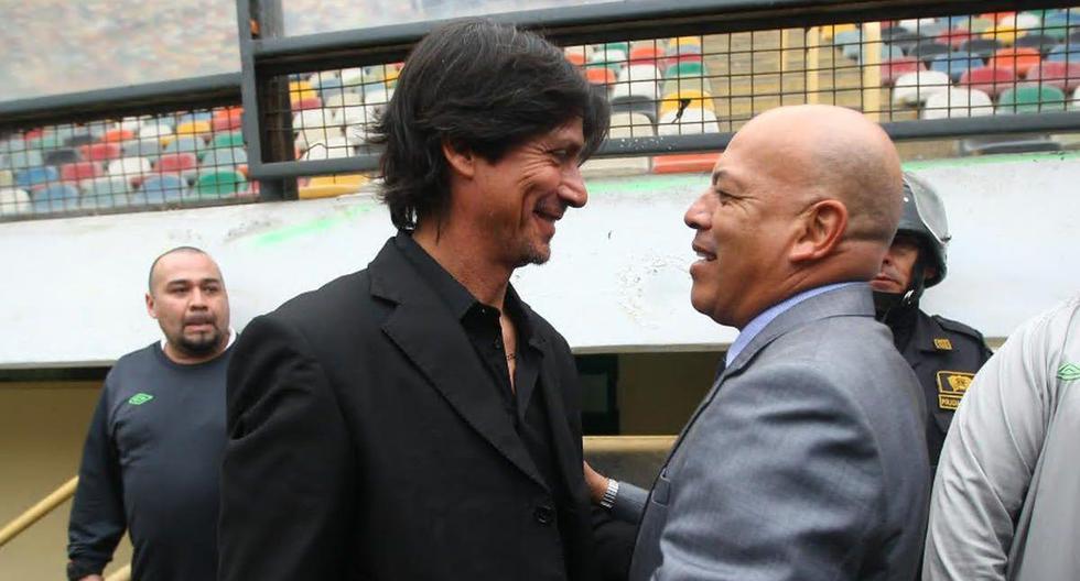 Ángel Comizzo y Roberto Mosquera se han enfrentado como técnicos diez veces. (Foto: Erick Nazario / GEC)