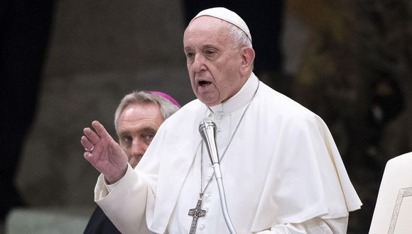 Papa Francisco lamentó los tiroteos en Estados Unidos que ha dejado decenas de víctimas mortales. (Foto: EFE)