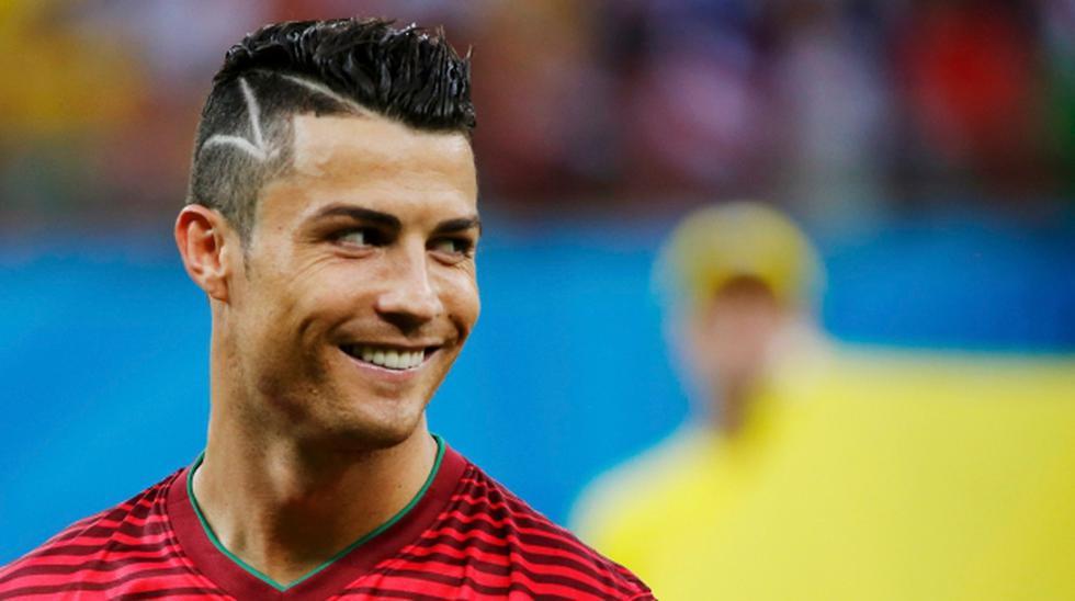 Este es el nuevo look de Cristiano Ronaldo en el Mundial - 1