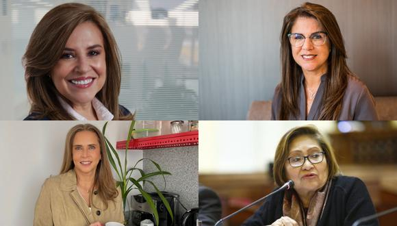 Conoce los desafíos que enfrentaron 10 mujeres en nuestro país. (Fotos: GEC/Difusión)