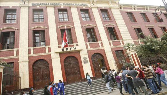 Sunedu sancionará a UNFV por faltas graves a Ley Universitaria