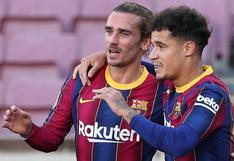 Barcelona vs. Osasuna: El gol de Philippe Coutinho para el 3-0 en el Camp Nou | VIDEO