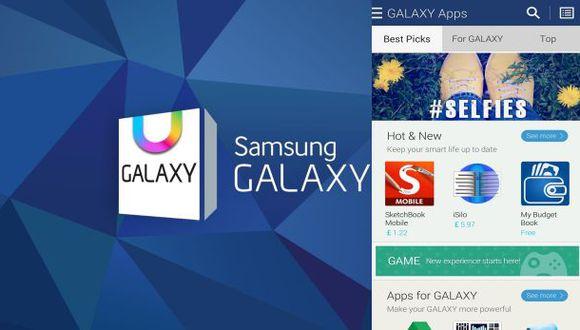 Samsung lanzó Galaxy Apps, su renovada tienda de aplicaciones