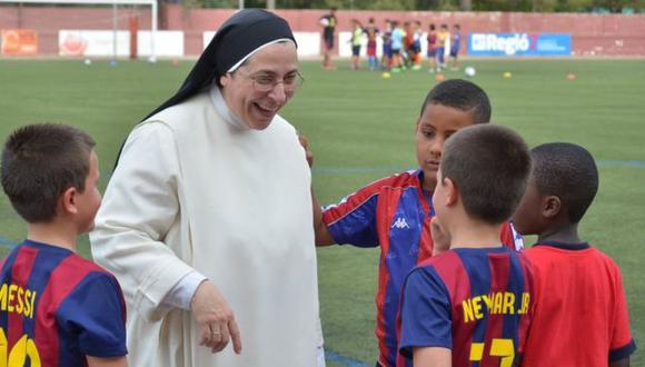 [BBC] Monja causa polémica por comentario sobre la Virgen María
