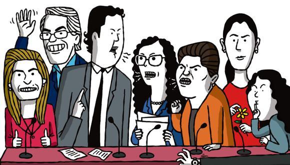 (Ilustración: Víctor Aguilar/ El Comercio)