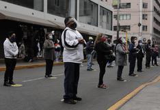 Coronavirus en Perú: 887.019 pacientes se recuperaron y fueron dados de alta