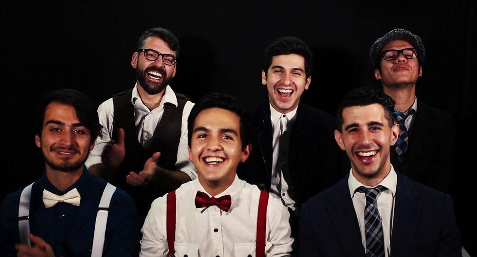 Los Saviñón, la agrupación mexicana que ideó el concepto del medley y del video y que hace muy poco, dos años después de ese primer viral, publicó una muy esperada segunda parte.