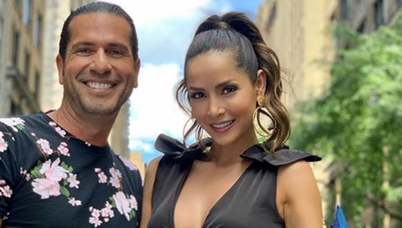 Carmen Villalobos y Gregorio Pernía interpretaron a Catalina y 'El Titi', respectivamente, en la exitosa ficción de Telemundo (Foto: Instagram / Carmen Villalobos)