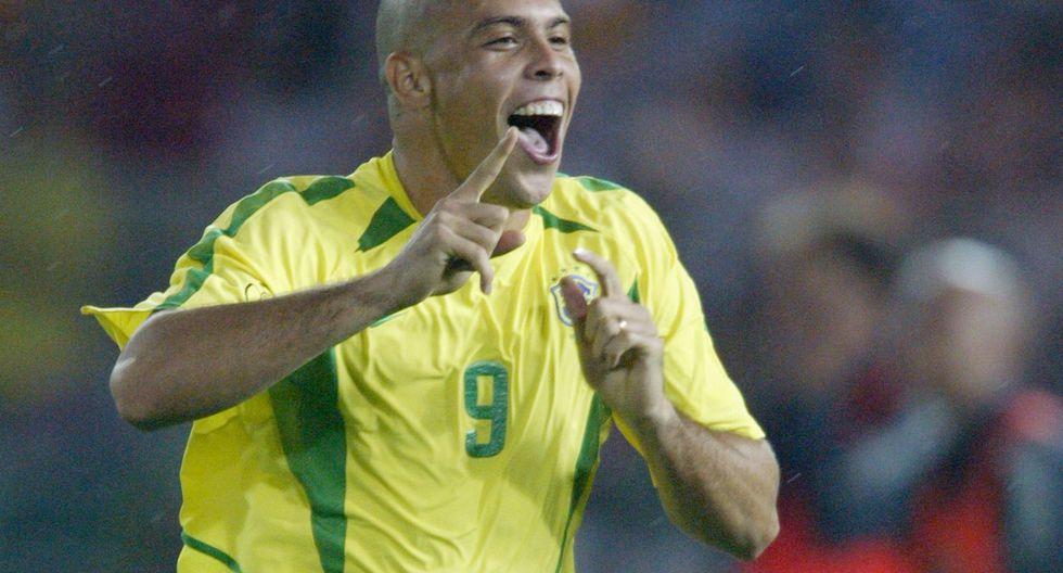 Ronaldo. (Foto: AFP)