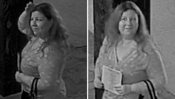 Se cree que la sospechosa ha asistido al menos a cinco bodas desde diciembre pasado. Foto: Comal County Crime Stoppers, via BBC Mundo