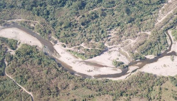Autoridades han detectado 57 rochas entre Colombia y Venezuela. Foto: Ejército Nacional, vía El Tiempo de Colombia/ GDA