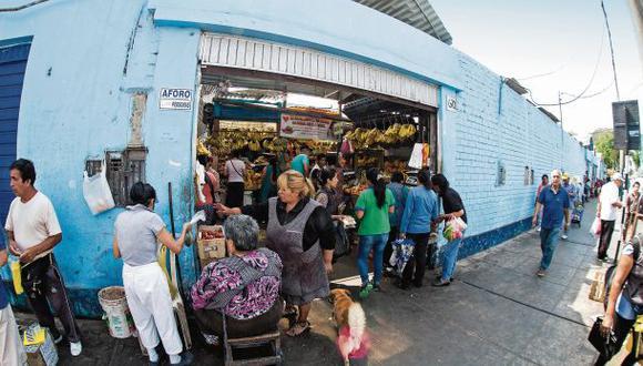 Mercado de Magdalena: conflictos al por mayor