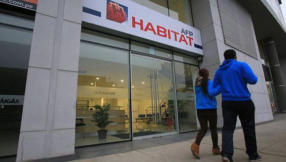 Habitat registró el mayor crecimiento en sus utilidades respecto a las otras administradoras al sumar US$9 millones en los primeros 10 meses del año.