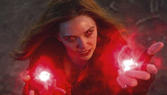 La Bruja Escarlata obtuvo una definición más precisa de sus poderes en el Manual Oficial del Universo Marvel (Foto: Marvel Studios)