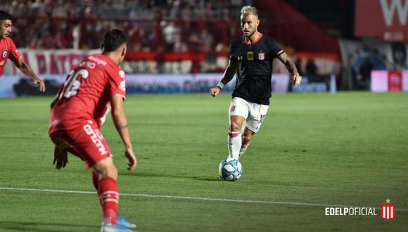 Estudiantes empató 1-1 frente a Argentinos | Foto: Estudiantes
