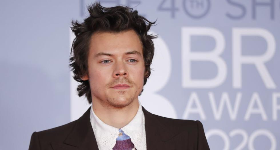 El cantante británico Harry Styles se encuentra en Estados Unidos alejado de su familia, quienes cumplen la cuarentena en Gran Bretaña. (AFP).