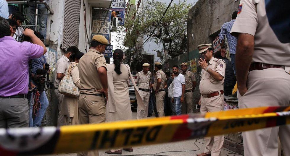 La niña fue secuestrada el 31 de mayo, y hallada muerte tres días más tarde en la India. (Foto referencial: EFE)