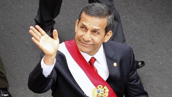Humala irá a España en julio: se reunirá con Rajoy y Felipe VI