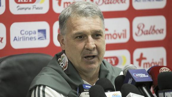 Gerardo Martino es entrenador de México desde enero del 2019. (Foto: AFP)