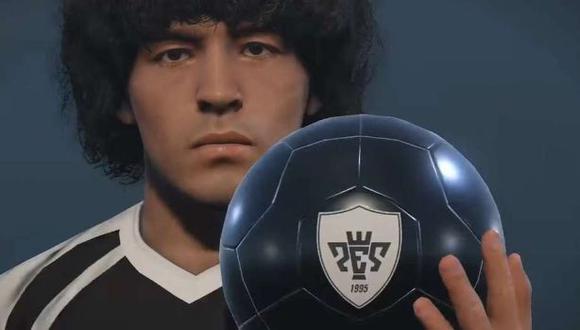 Maradona iniciará acciones legales contra el juego PES 2017