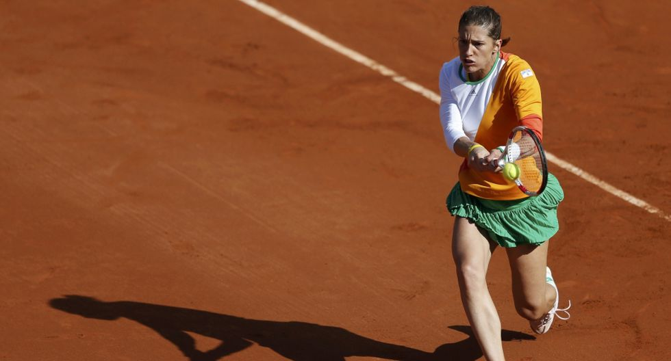 Petkovic y Halep, las sorpresas femeninas de Roland Garros - 6