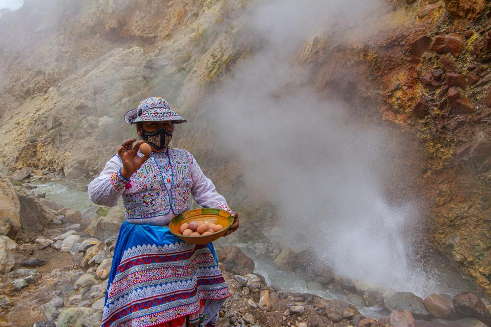 Valle del Colca: hoy se reinician las actividades en el destino turístico más importante de Arequipa. (Foto: Leonardo Cuito)