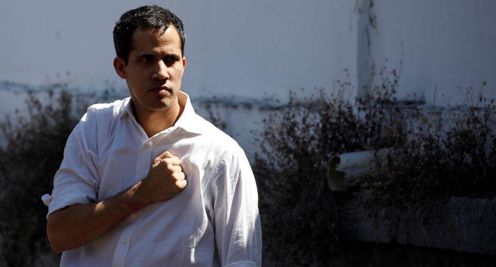 Juan Guaidó: cómo pasó en 48 horas de ser un diputado de Venezuela poco conocido al más prominente líder opositor del país. (Reuters)
