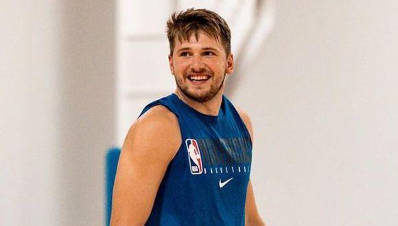 Luka Doncic es jugador de Dallas Mavericks desde mediados del 2018. (Foto: Instagram)