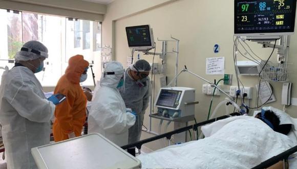 Huánuco: Ante alarmante incremento de contagios de COVID-19, la decana del Colegio Médico de Huánuco pide al presidente Martín Vizcarra intervenir en su región. (Foto Referencial)