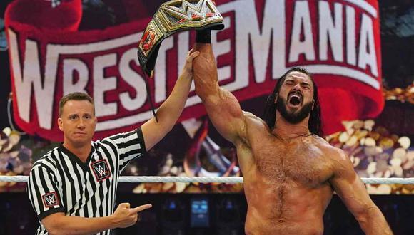 Sigue todas las incidencias de Raw después del evento de Wrestlemania 36. (Foto: WWE)