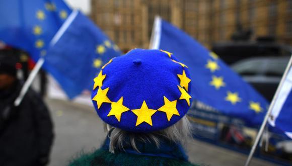 La Unión Europea es una convergencia de países cuyas economías se desarrollan a diferentes velocidades. (AFP)