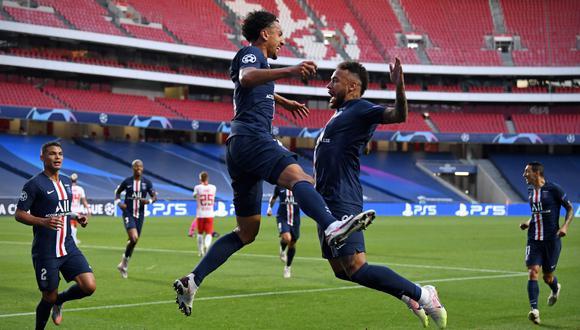 Marquinhos destacó la importancia de ahora contar con Neymar para el PSG vs. Barcelona por octavos de Champions League | Foto: AFP