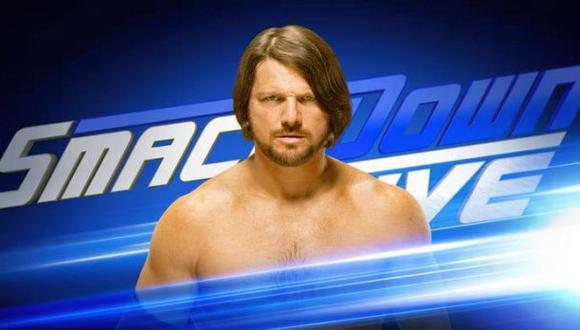 WWE SmackDown Live: repasa las peleas de la última edición