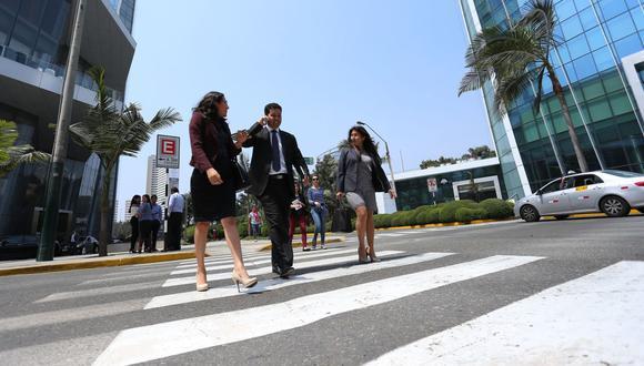 Entre las regiones con mayor número de trabajadores formalizados se encuentran Ica, Lambayeque y Lima Metropolitana. (Foto: GEC)