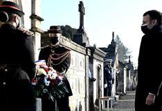 Francia: Hombre es detenido tras avisar de bomba en un cementerio al que debía acudir Macron