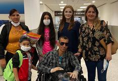 El dramático y doloroso viaje de Ramón Arboláez, un opositor cubano, en busca de la libertad