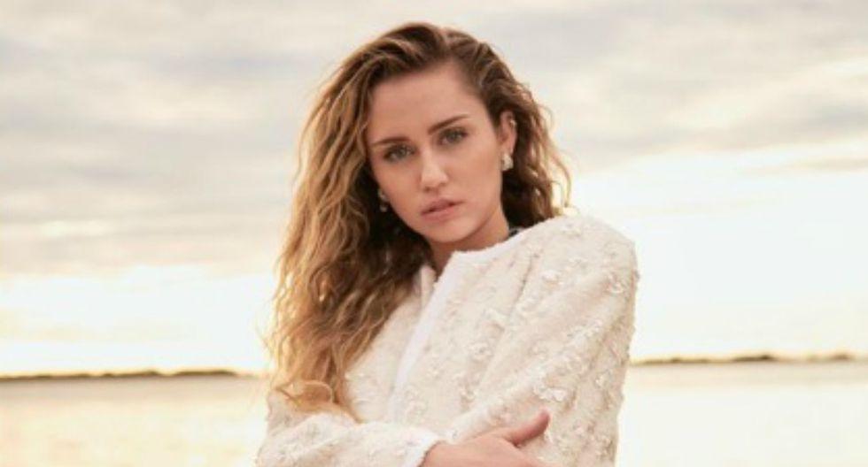 Miley Cyrus sabe bien cómo convivir con las altas temperaturas. (Foto: Instagram)