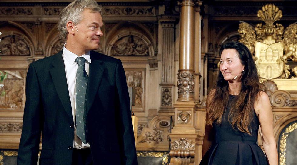 Los ganadores del premio Nobel de Medicina 2014 - 1