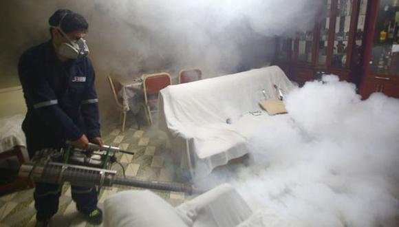 Comas: aparecen dos casos autóctonos de dengue