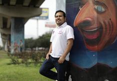 Jorge Luis Díaz : de hacer política en San Marcos a tentar una curul en el Congreso